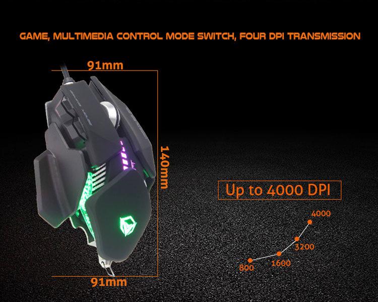 Interruptor de modo de control multimedia del juego, transmisión de cuatro ppp