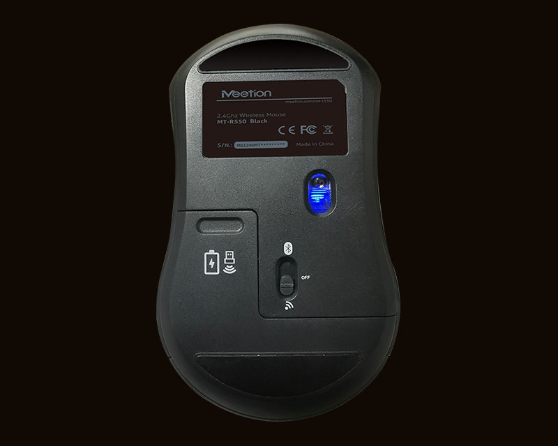 Meetion wireless mouse for sale manufacturer-2