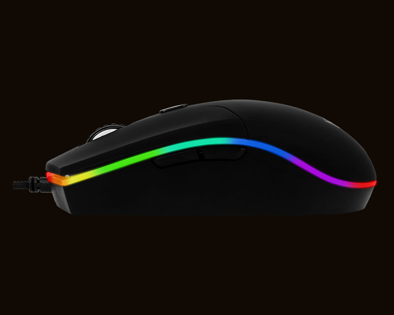 Best Buy Wholesale Polychrome Gaming Mouse Meetion