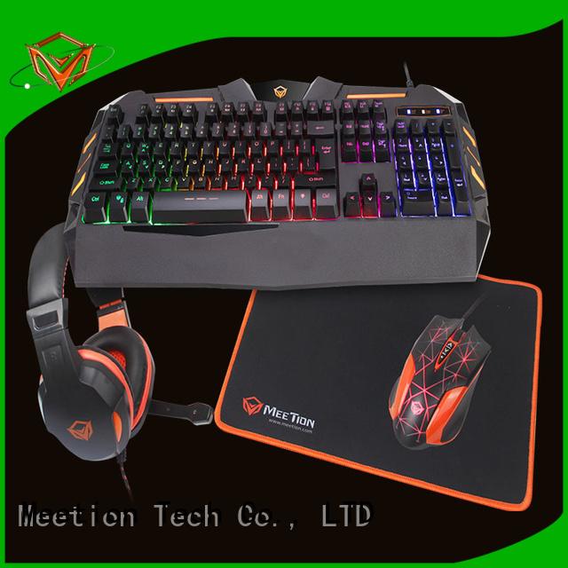 wholesale gaming keyboard mouse combo retailer