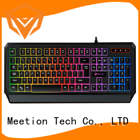 Meetion gaming keyboard manufacturer