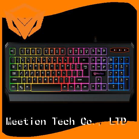 Meetion gaming keyboard manufacturer