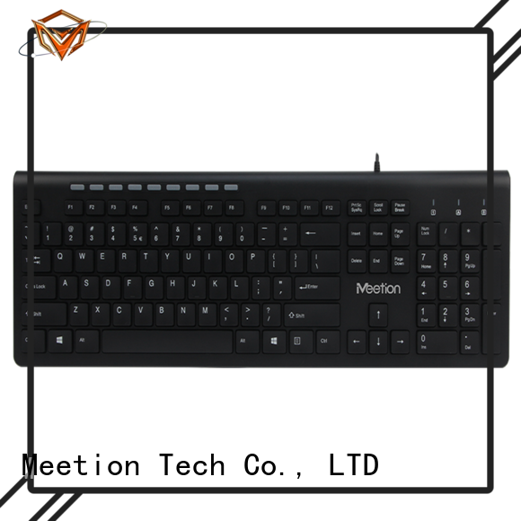 Meetion bulk buy full keyboard manufacturer