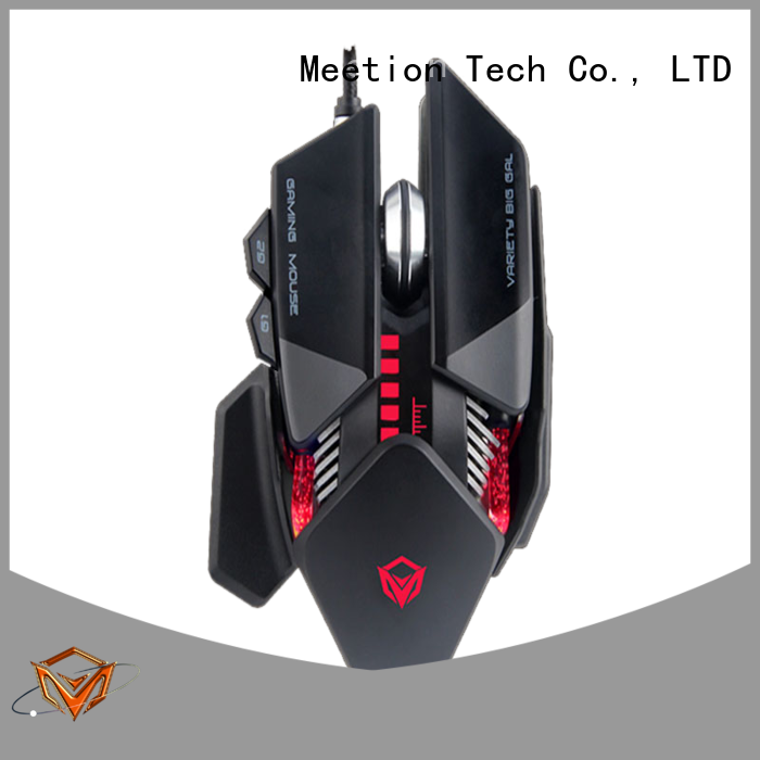 Meetion professional gaming mouse factory