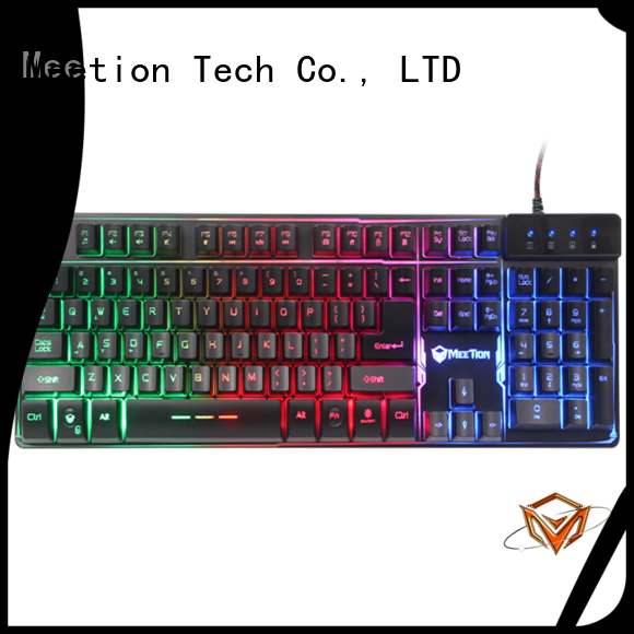 Meetion bulk buy good gaming keyboard supplier