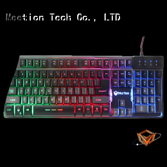Meetion bulk buy good gaming keyboard supplier