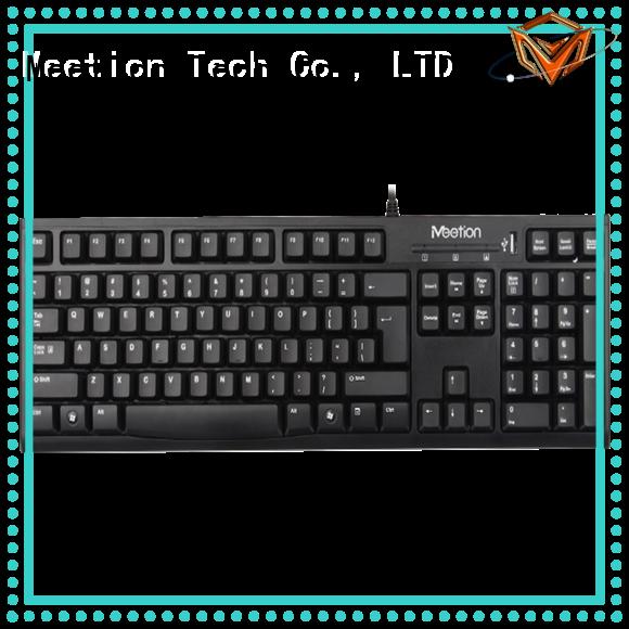 Meetion silent keyboard supplier