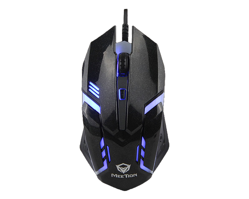 USB Wired Backlit Mouse<br>M371