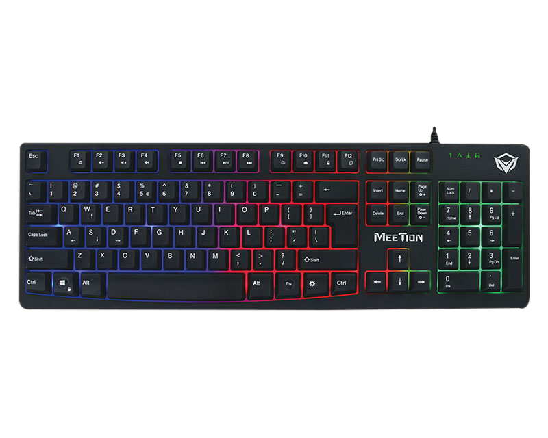 USB Corded Backlit Gaming Keyboard<br> K9310