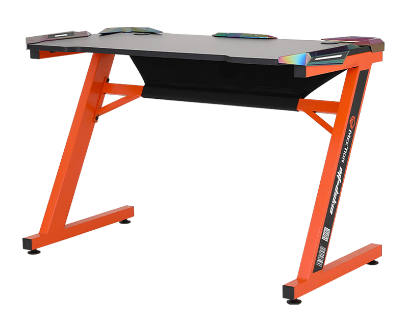 Z Shaped PC Gaming Computer E-Sport Desk <br>DSK10