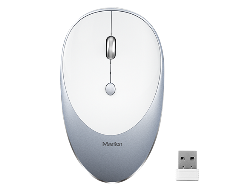 2.4g Slim Rechargeable Silent Wireless Mouse<br>R600