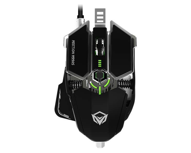 RGB Programmable Gaming Mouse<br>M990S