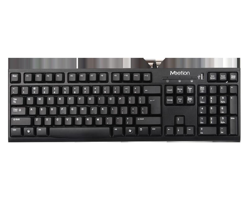 USB Desktop Keyboard with HUB<br>K815