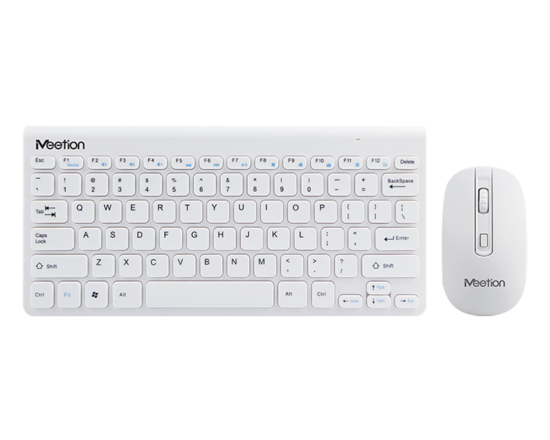 2.4G Wireless Keyboard and Mouse Combo<br>MINI4000