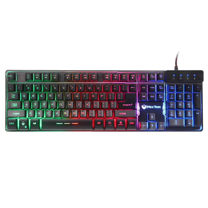 K9300 Rainbow Backlit Keyboard