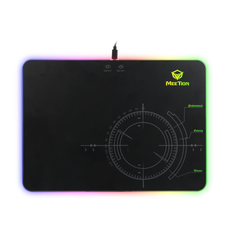 P010 RGB Gaming Mouse Pad