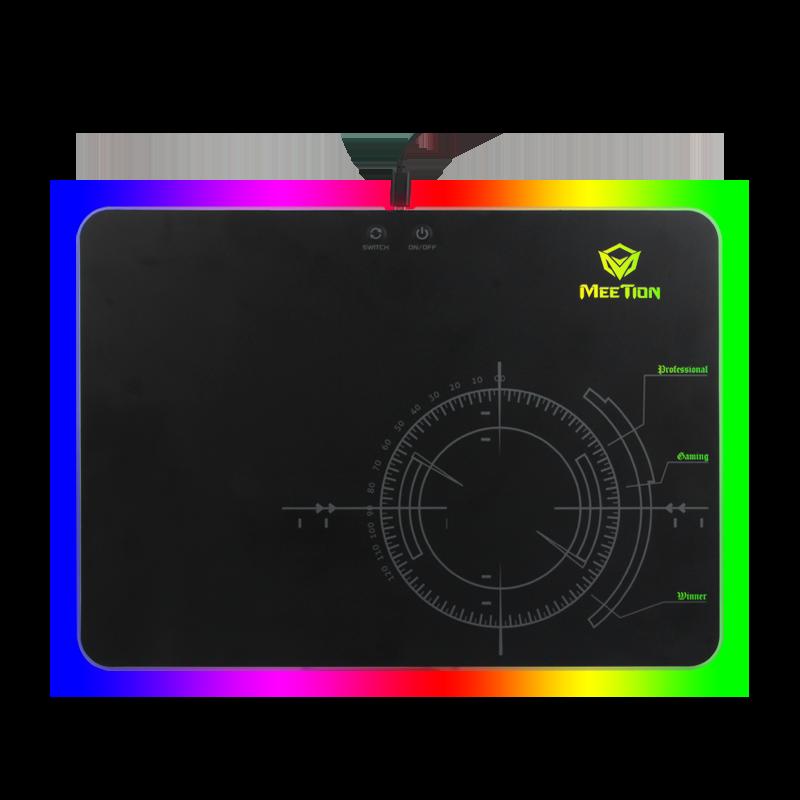 P010 RGB Gaming Mouse Pad