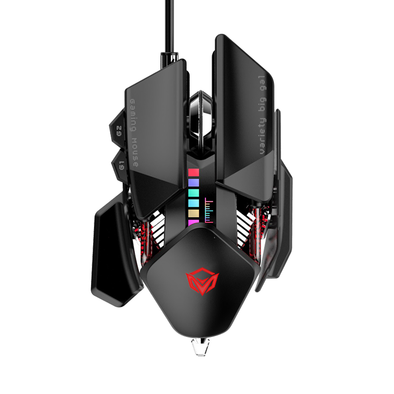 GM80 Programmable Transformers Gaming Mouse