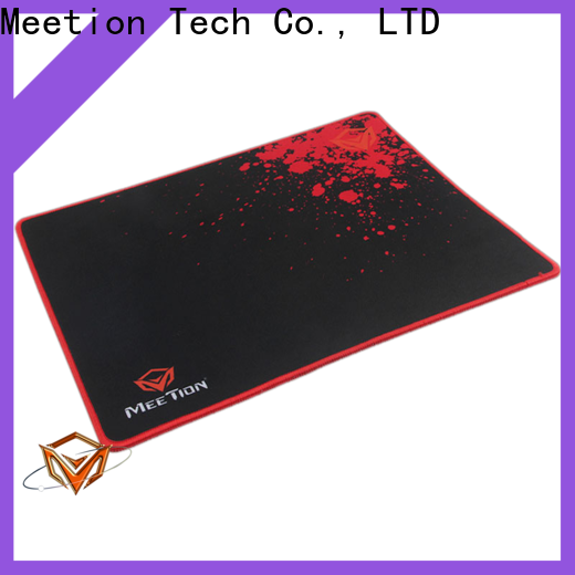 Meetion gaming mouse pad manufacturer