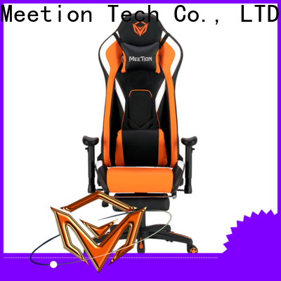 Meetion gaming chair with wheels factory