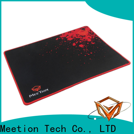 Meetion led gaming mouse pad manufacturer