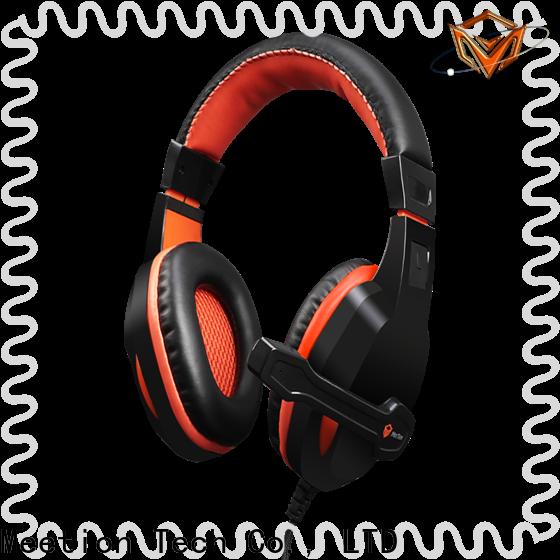 Meetion bulk best wireless gaming headset ps4 supplier
