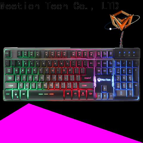 Meetion best mechanical keyboard manufacturer