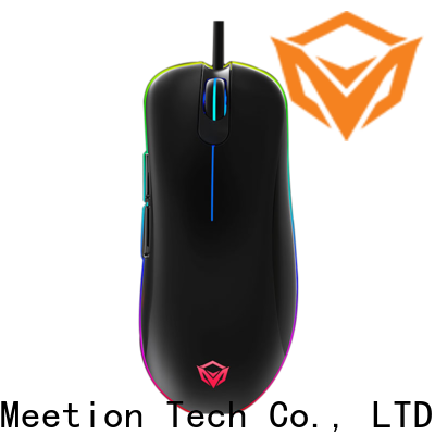 Meetion blue gaming mouse company