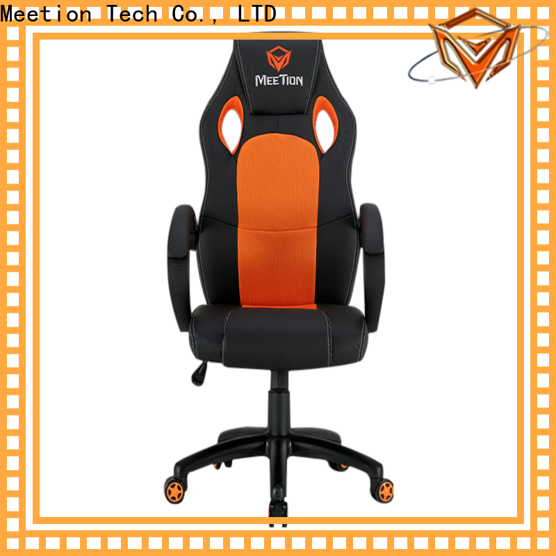 bulk gaming chair with wheels supplier