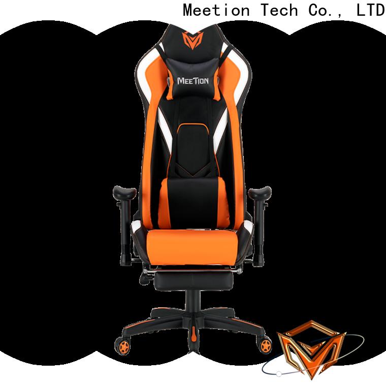 Meetion bulk purchase top gamer gaming chair manufacturer