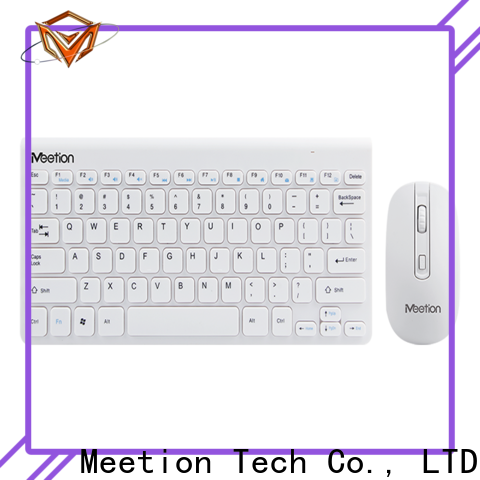 Meetion best 2.4 wireless keyboard and mouse company