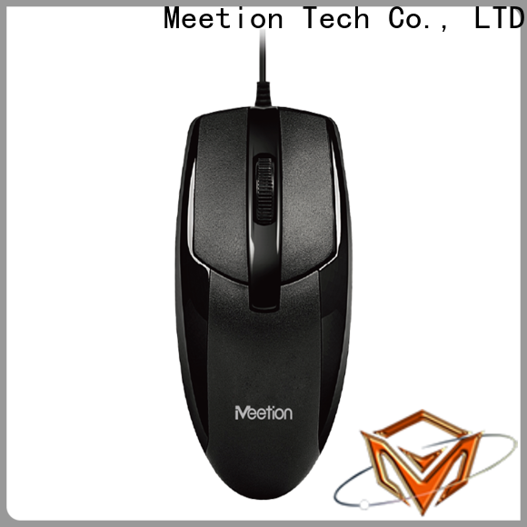 Meetion large wired mouse supplier