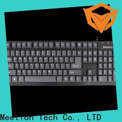 Meetion desktop keyboard retailer