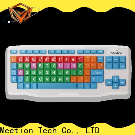 Meetion ic card keyboard factory