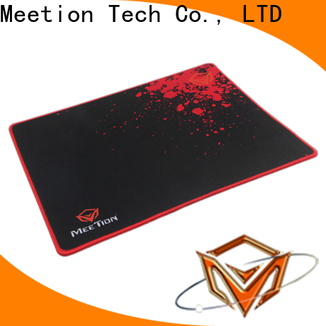Meetion gaming mouse pad rgb company