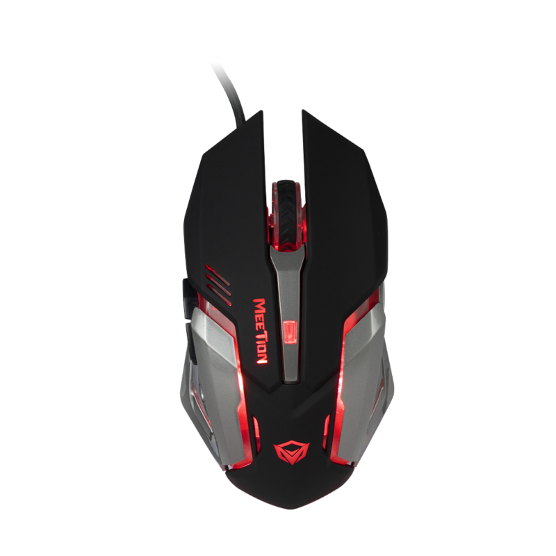 Meetion gaming mouse for big hands factory