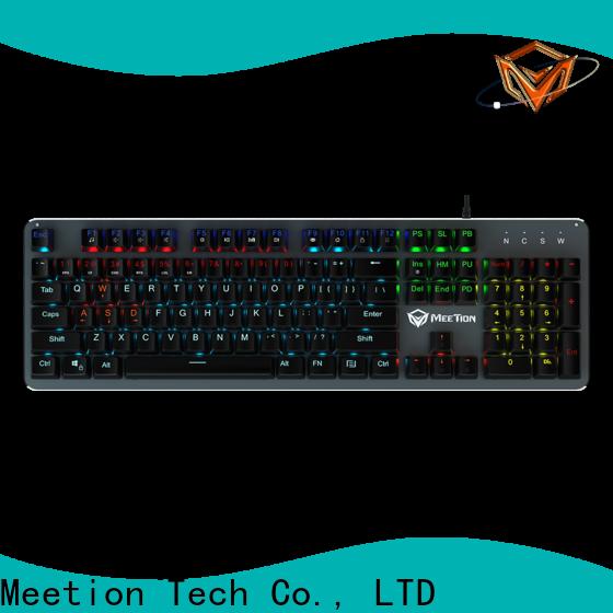 Meetion good gaming keyboard company
