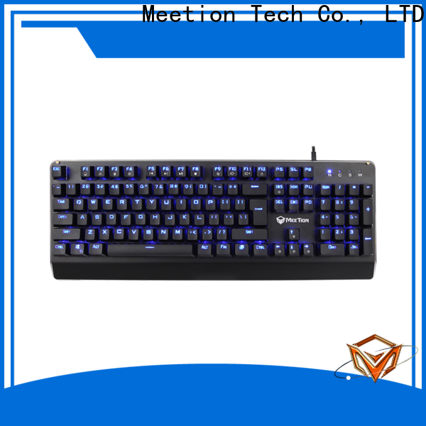 Meetion the best gaming keyboard company