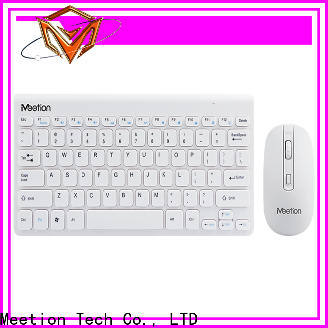 Meetion best ergonomic wireless keyboard and mouse combo factory