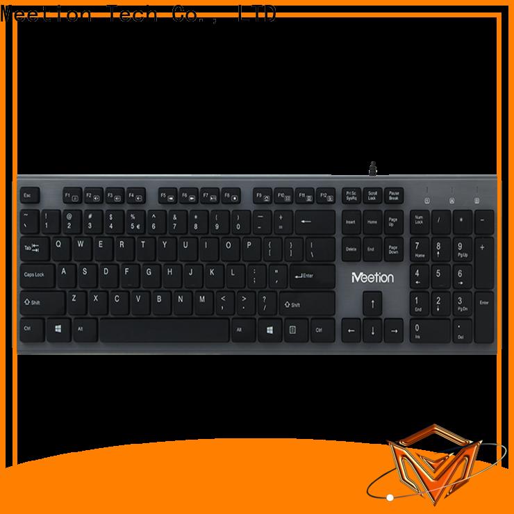 bulk quiet wired keyboard supplier