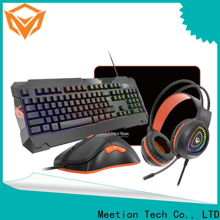 Meetion gaming combo manufacturer