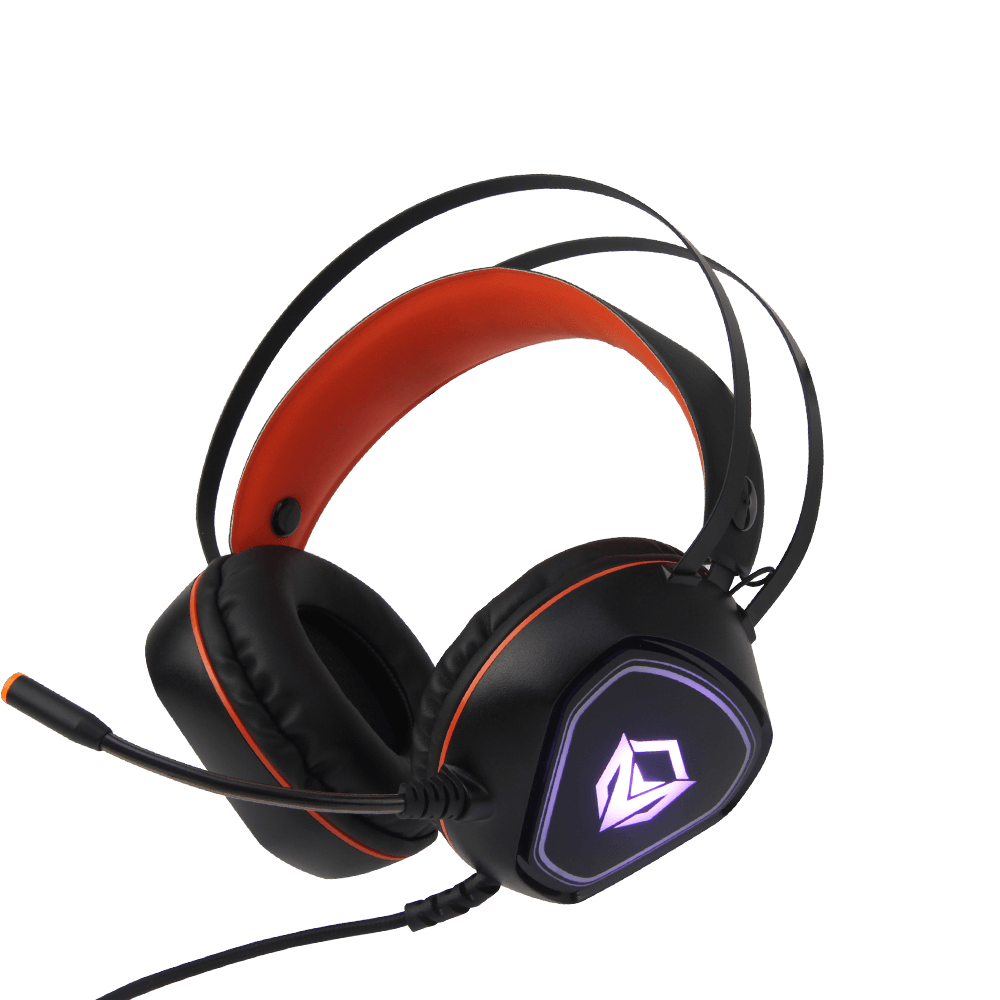 Backlit Gaming Headset with Mic<br>HP020