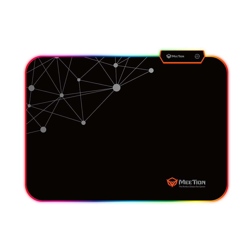 Rubber Led RGB Gaming Mouse Pad<br>PD120