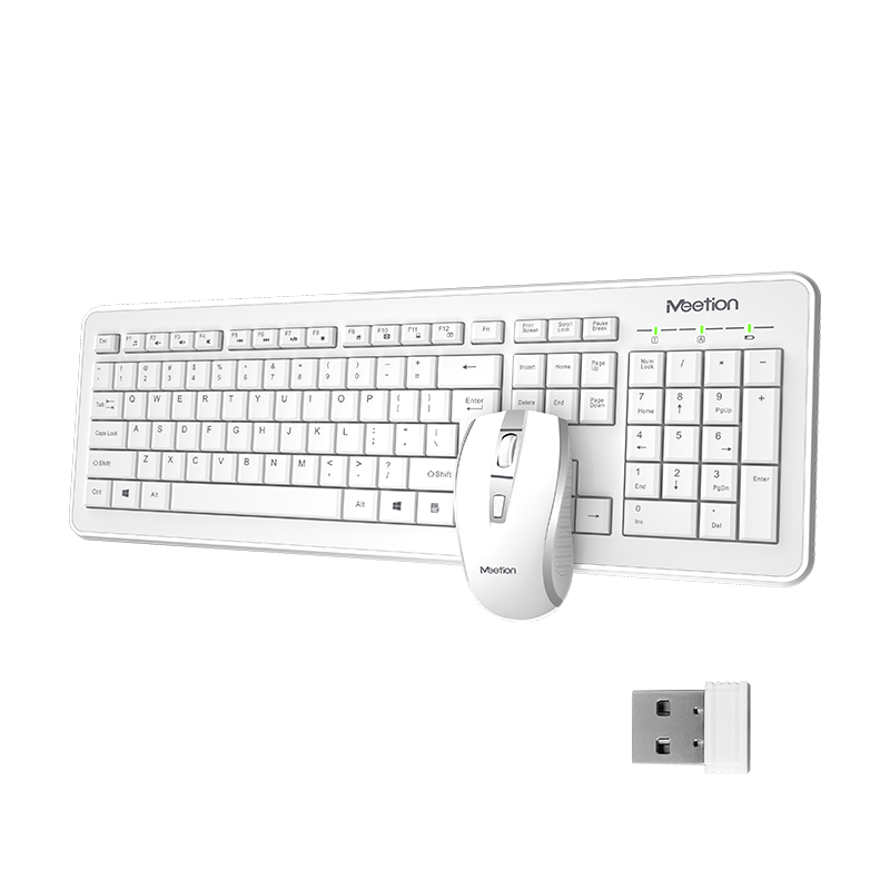 Meetion Meetion wirless keyboard and mouse manufacturer-1