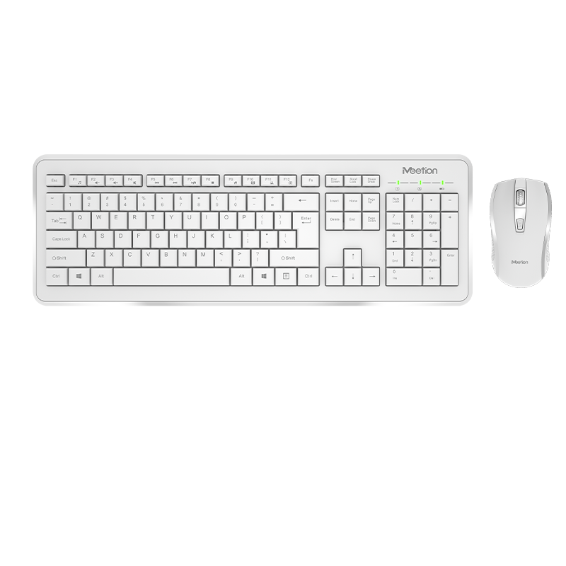 Computer Wireless Keyboard and Mouse Bundle <br> C4120