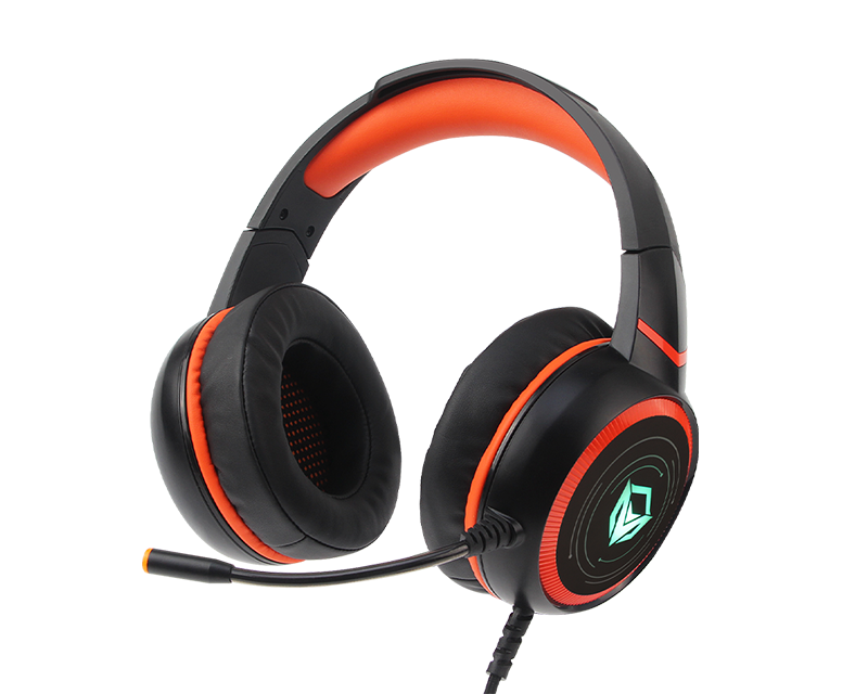 Best HIFI 7.1 Gaming Headset & Surround Sound Headphone LED Backlit with Mic <br>HP030