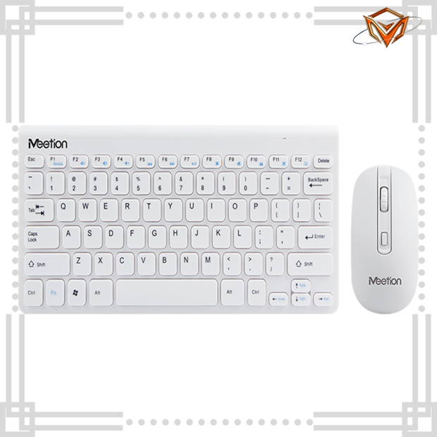 Meetion 2.4 g wireless keyboard and mouse combo retailer