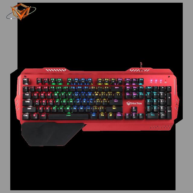 Meetion best ergonomic gaming keyboard manufacturer
