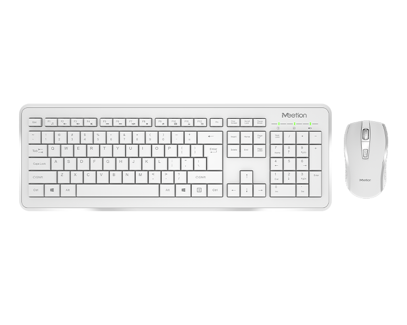 Computer Wireless Keyboard and Mouse Bundle  C4120