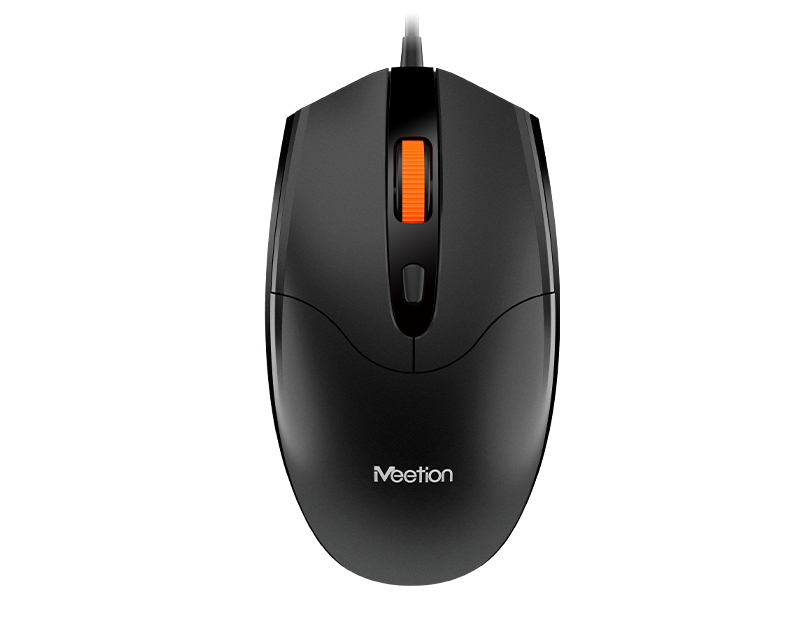 Usb Computer Optical Wired Mouse 1600 DPI Mouse </br>M362